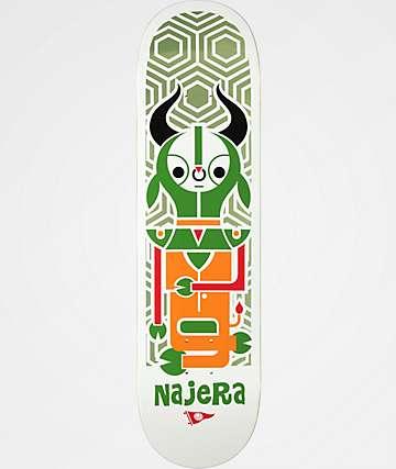 """Primitive Najera Pendleton Zoo 8.25"""" Skateboard Deck"""