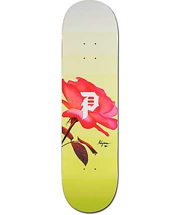 "Primitive Najera Rose Out 8.25"" tabla de skate"