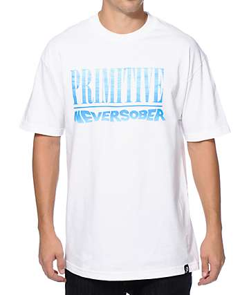 Primitive Never Sober T-Shirt