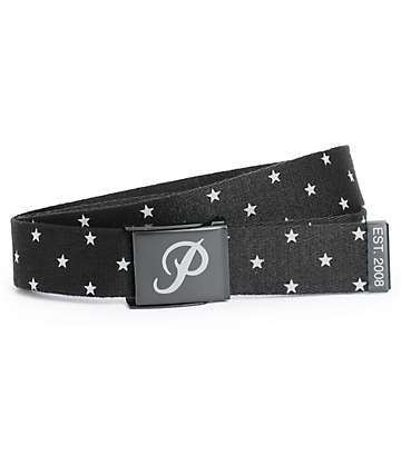 Primitive North Star Reflective Web Belt