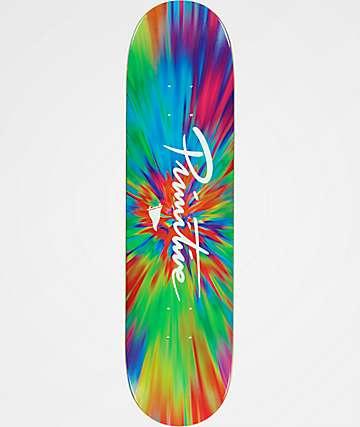 "Primitive Nuevo Trippy 7.75"" Skateboard Deck"