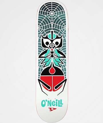 "Primitive O'Neil Pendleton Zoo 8.125"" Skateboard Deck"