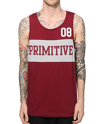 Primitive Overtime Tank Top