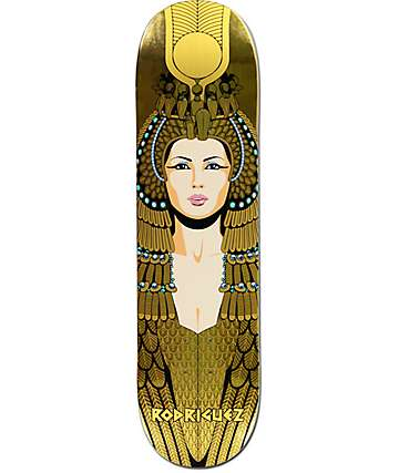 "Primitive P-Rod Cleopatra 8.25"" Skateboard Deck"