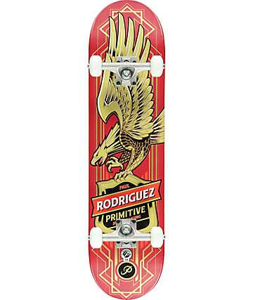 "Primitive P-Rod Eagle 7.8"" Complete Skateboard"