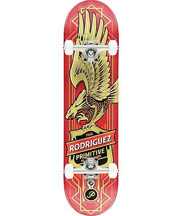 "Primitive P-Rod Eagle 7.8"" completo de skate"