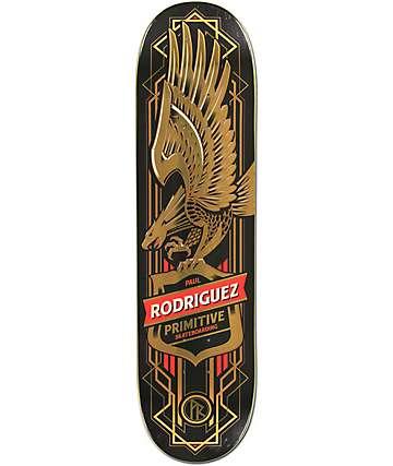 "Primitive P-Rod Eagle 8.0"" Skateboard Deck"