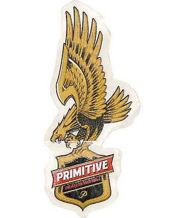 Primitive P-Rod Eagle Sticker
