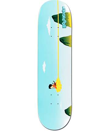 "Primitive P-Rod Nimbus 8.125""  Skateboard Deck"