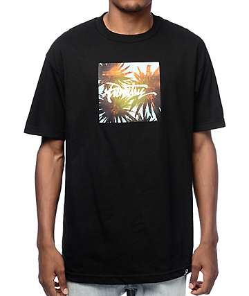 Primitive Palms Black T-Shirt