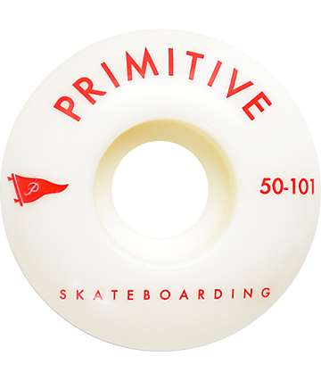 Primitive Pennant Arch 50mm Skateboard Wheels