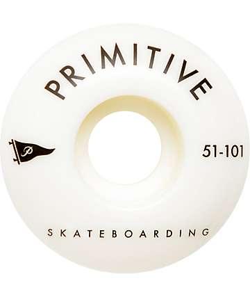 Primitive Pennant Arch 51mm Skateboard Wheels