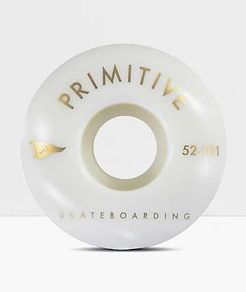 Primitive Pennant Arch 52mm Skateboard Wheels