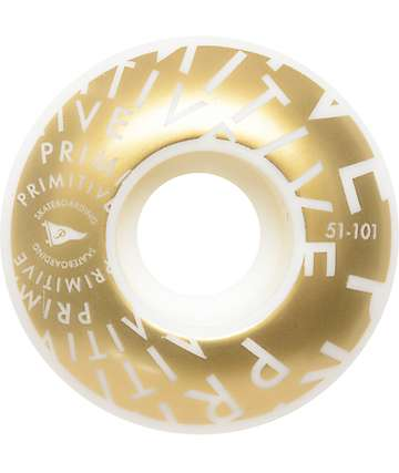 Primitive Pennant Vortex 51mm Skateboard Wheels