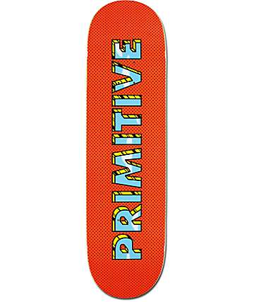 "Primitive Pop Window 8.5"" Skateboard Deck"