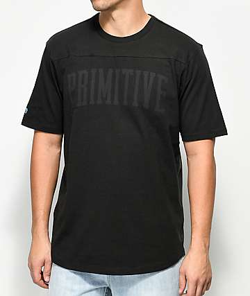 Primitive Premium Vintage Black Knit T-Shirt
