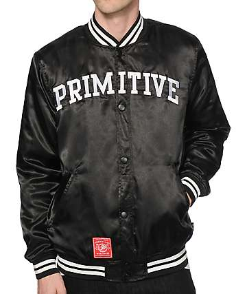 Primitive Rival Satin Jacket