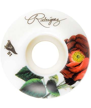 Primitive Rodriguez Eternal 51mm Skateboard Wheels