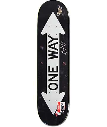 "Primitive Rodriguez One Way 8.0"" Skateboard Deck"