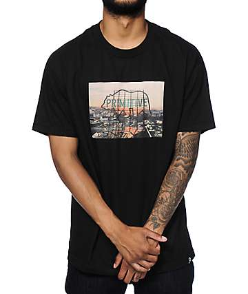 Primitive Rooftop T-Shirt