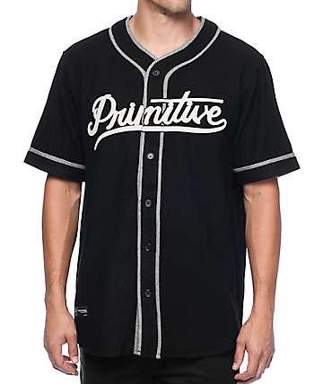 Primitive Script Baseball Jersey