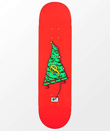 "Primitive Seasons Greetings 8.1"" Skateboard Deck"