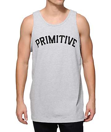 Primitive Slab Tank Top