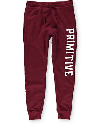 Primitive Slab Type Sweatpants