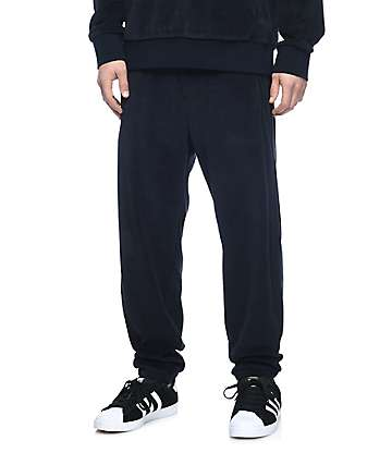 Primitive Velour Navy Sweatpants