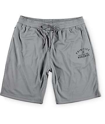Primitive Worldwide Mesh Shorts