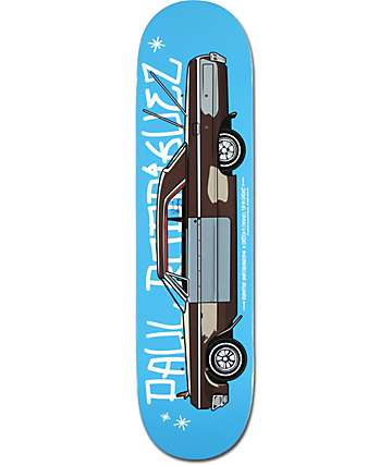 "Primitive x Cheech & Chong P-Rod Impala 8.0"" Skateboard Deck"