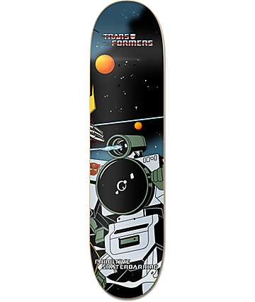 "Primitive x Transformers Team VX 8.25""  Skateboard Deck"