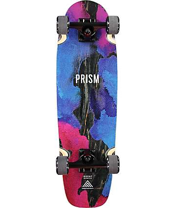 "Prism Biscuit Resin Series 28"" Cruiser Complete Skateboard"