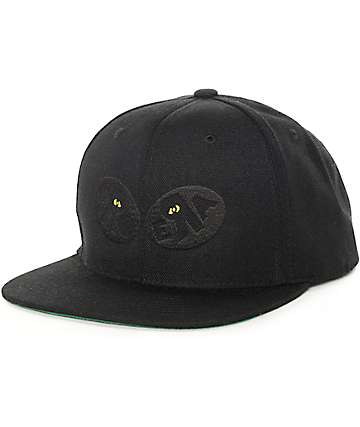 Pro Era Black Out Collection Snapback Hat