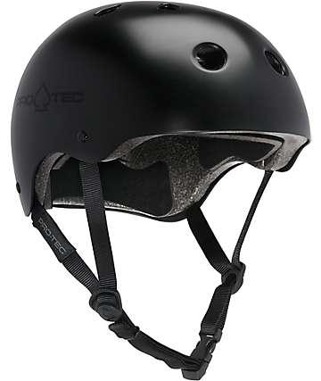Pro-Tec Classic Multi-Sport Satin Black CPSC Certified Helmet