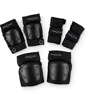 Pro-Tec Youth Street Gear 3 Pack Pads
