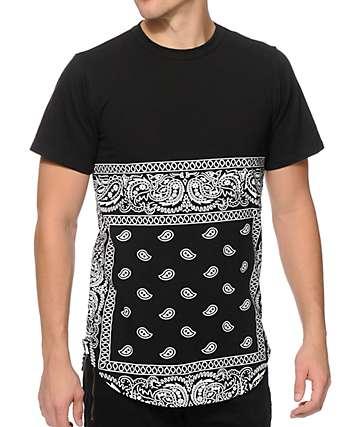 Prolific Bandana All Over Long T-Shirt