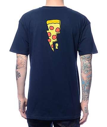 Psockadelic Doughnut Navy T-Shirt