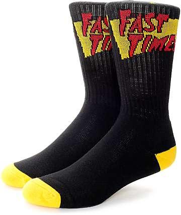 Psockadelic Fast Times Crew Socks