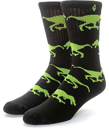 Psockadelic Gnarhunters Crew Socks