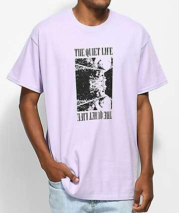 Quiet Life Bacchus Lilac T-Shirt