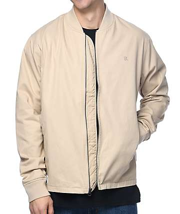 Quiet Life Jones Tan Canvas Jacket