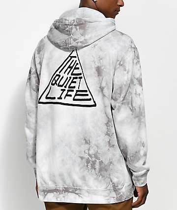 Quiet Life Pyramid Lightning Wash Hoodie