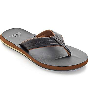 Quiksilver Carver Demitasse Nubuck Sandals