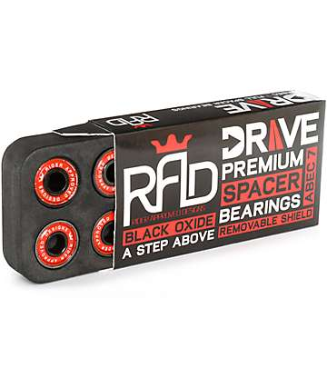 RAD Drive Skateboard Bearings