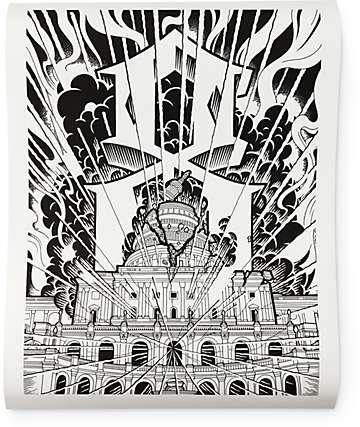 REBEL 8 Capitol Poster