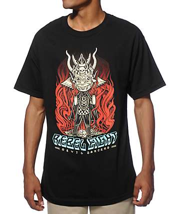 REBEL 8 Devil Dancers T-Shirt