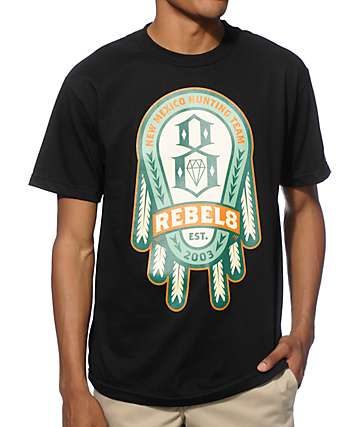 REBEL 8 Hunting Team T-Shirt