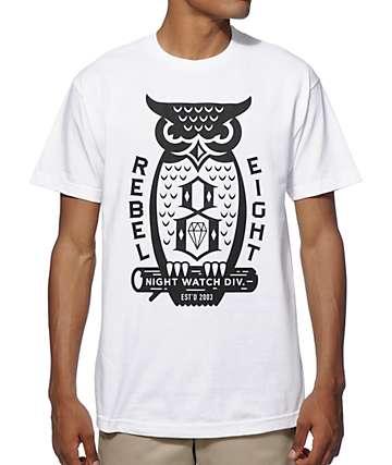 REBEL 8 Night Watch T-Shirt