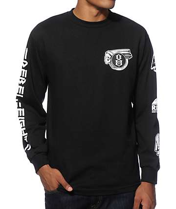 REBEL 8 Pioneers Long Sleeve T-Shirt